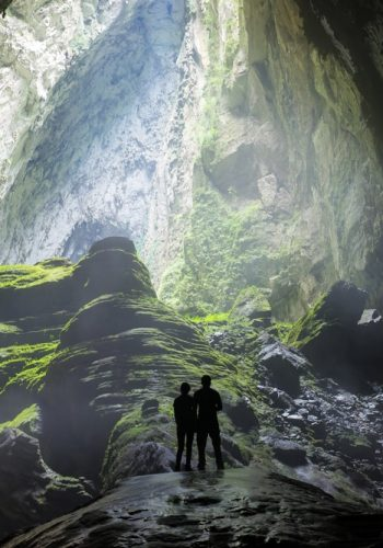 Son Doong Cave the largest cave in the world in UNESCO World Heritage Site Phong Nha-Ke Bang National Park Quang Binh province Vietnam