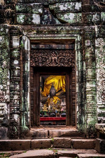 Wat Pho Champasak Historic Site Laos